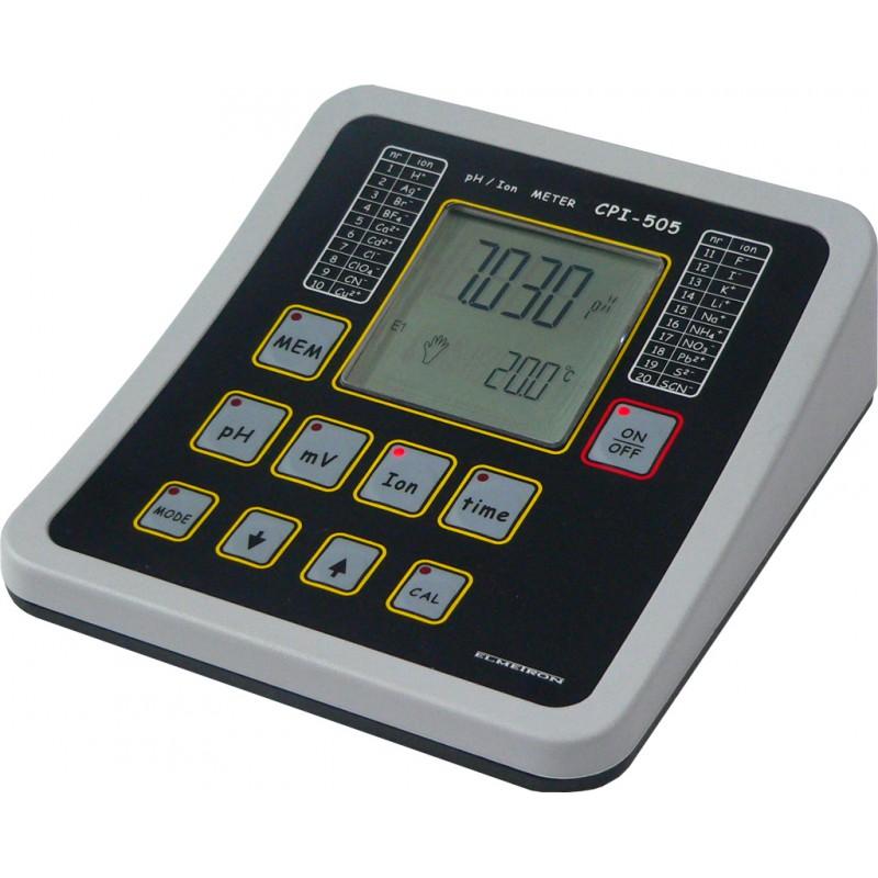 CPI-505 - pH-metr / mV