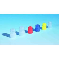 korek plastikowy  Ø 13 mm /  bezbarwny /  1000 szt.