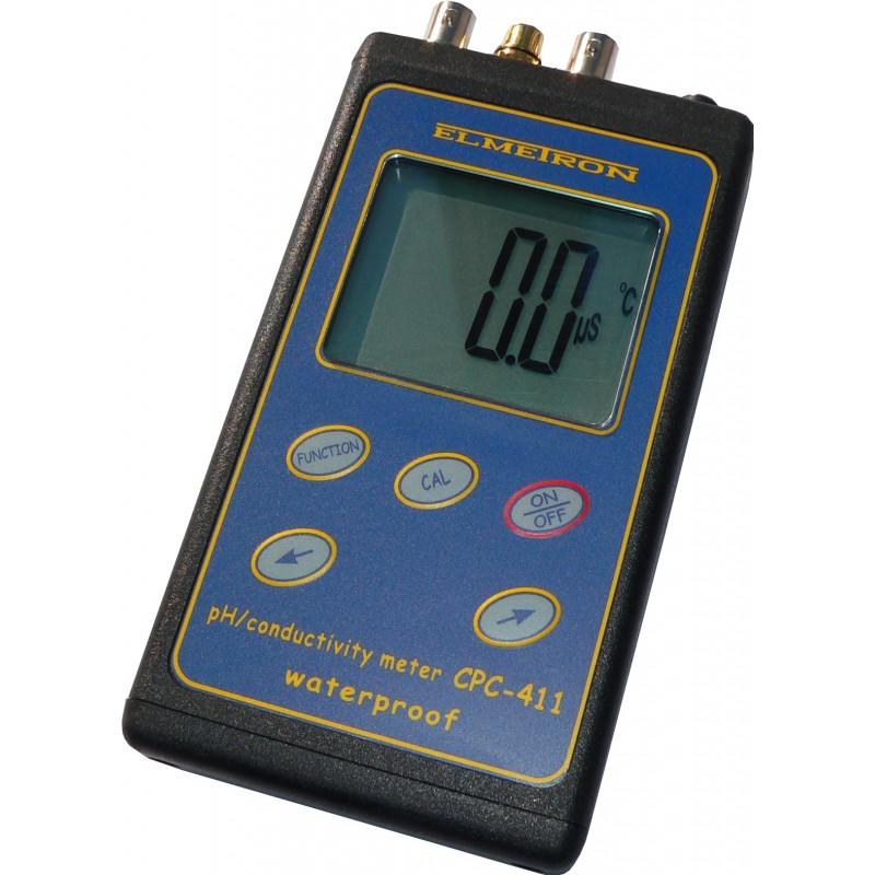 CPC-411- pH / mV / konduktometr / solomierz