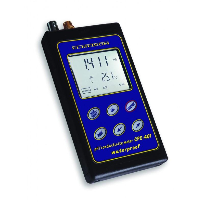 CPC-401- pH /mV / konduktometr/solomierz