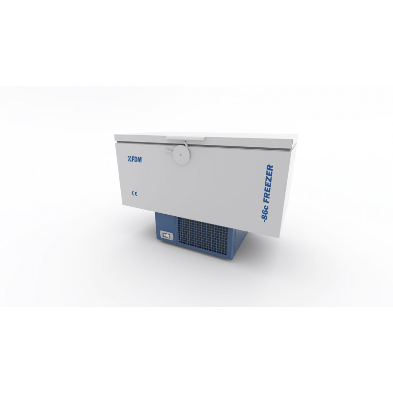 zamrażarka skrzyniowa -86 °C biomedyczna , 390L