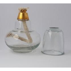 Palnik spirytusowy szklany 60ml
