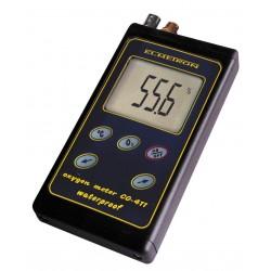 CO-411 - przenośny /  wodoszczelny z czujnikami tlenowym COG-1 i temperatury