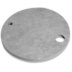 Sorbent uniwersalny, HW mata na beczkę 0,56 m, 31,5 l (25), 2*warstwa, Microsorb SM