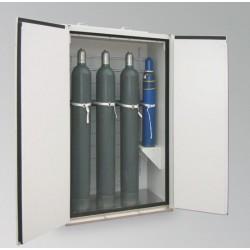 Szafa ognioodporna SiZ G30/1200, 30 min, 4*butla gazowa 50 l, 2-drzwiowa, szary