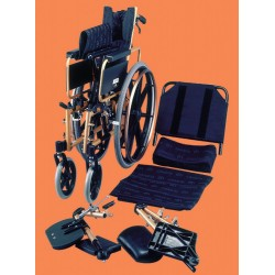 Wózek inwalidzki z odchylanym siedziskiem KARMA KM-5000