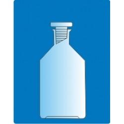 Butelka wg Winklera ze skalą 250ml szlif 29/32