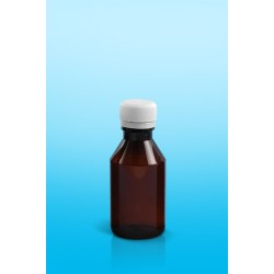 zestaw butelka 100ml +nakr. NG 28 sterylne opakowanie 210 szt.