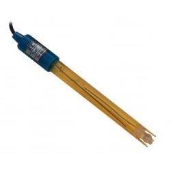 Elektroda  EPP-1 zespolona /  obudowa plastikowa /  do czystych wód /  nie uzupełniana