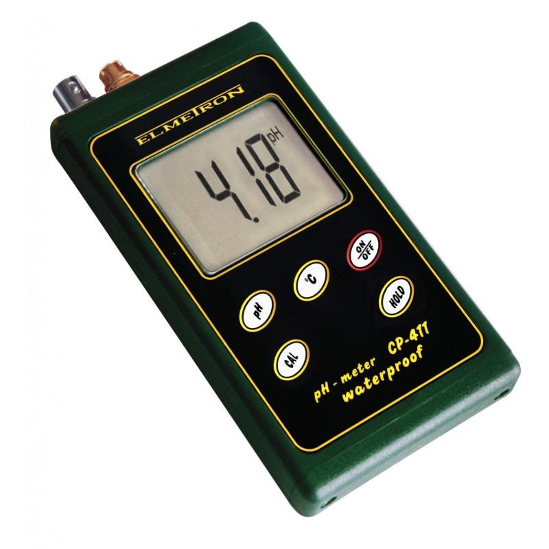 CP-411 - pH-metr / mV