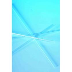 Kapilary do oznaczania punktu topnienia /  rurki szklane 125 mm /  śr. wew 1 / 5 mm